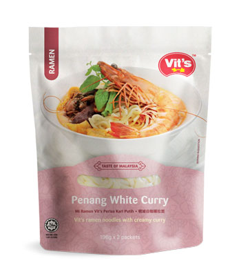 Penang White Curry