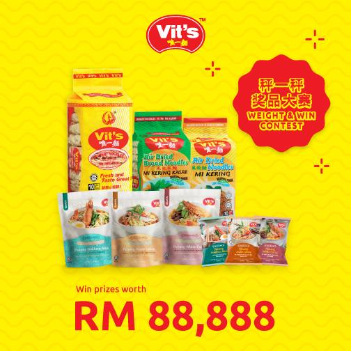 3.Weigh and Win_Aeon Prima Kepong