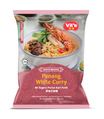 Penang White Curry