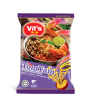 Tom Yam Flavour